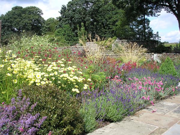 Garden Design Kendal margaret wilding